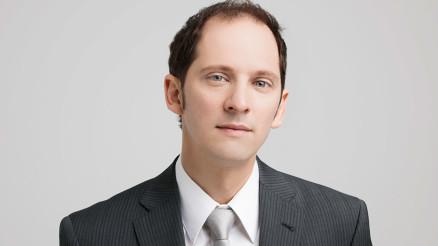 Mathieu Gaudet, pianist