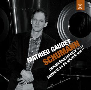 Mathieu Gaudet, Schumann